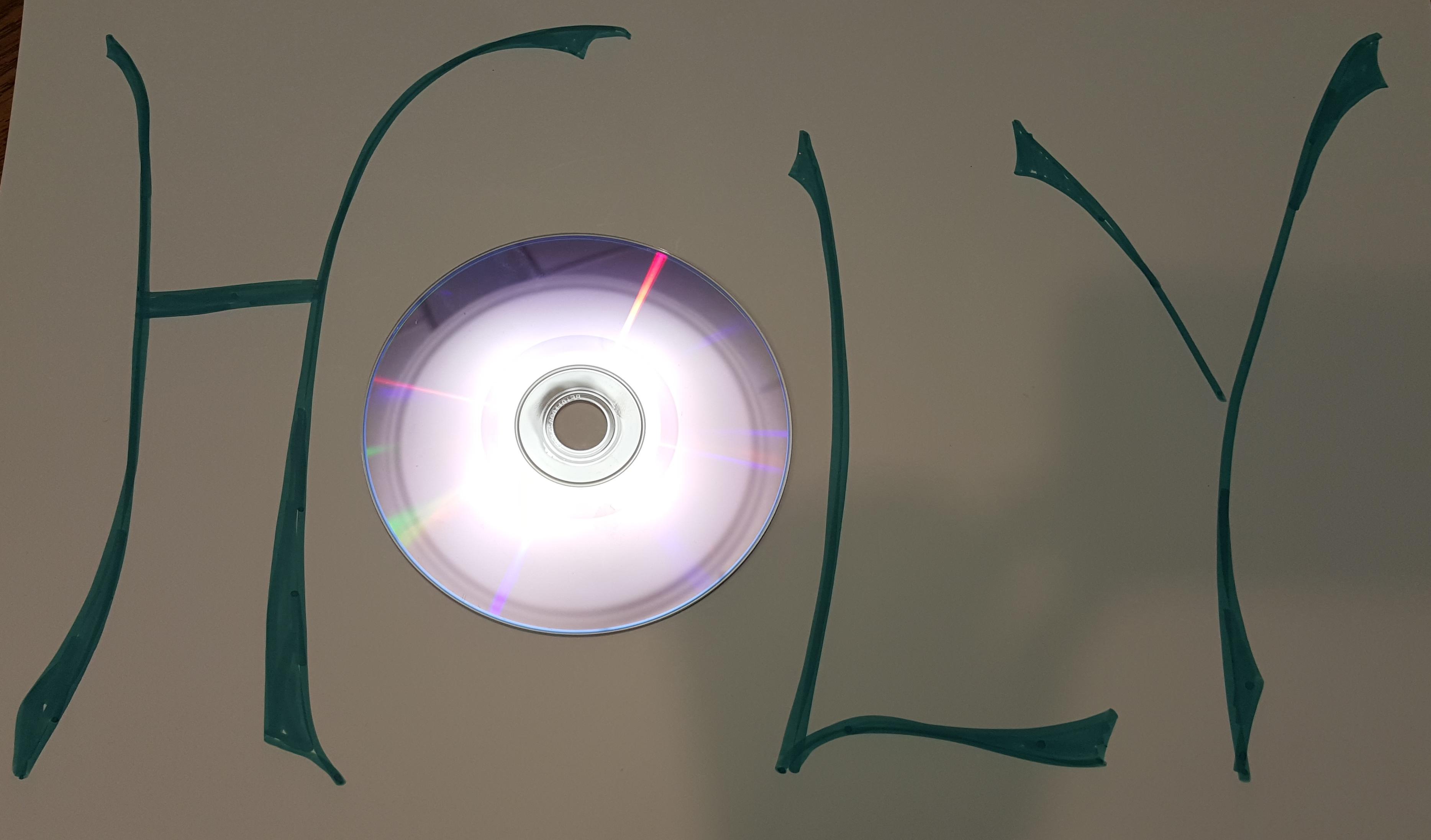 HOLY CD image