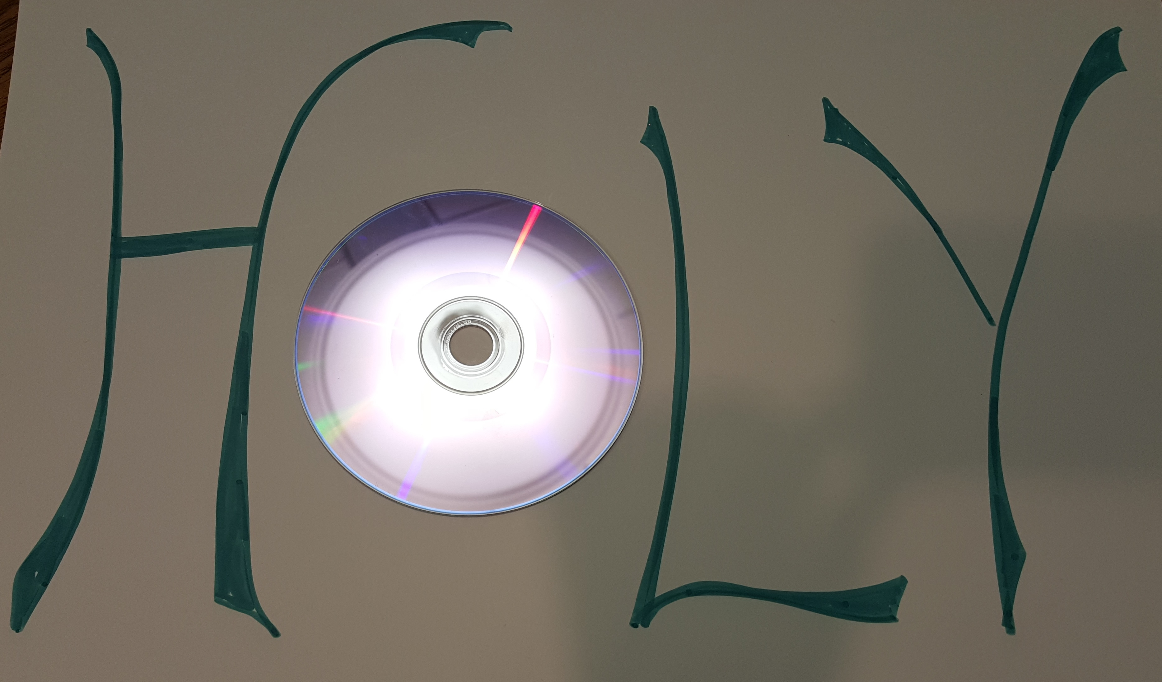 HOLY CD image